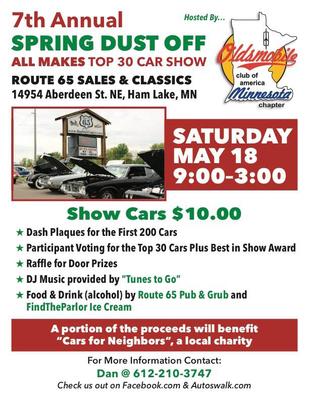 Route 65 Car Show