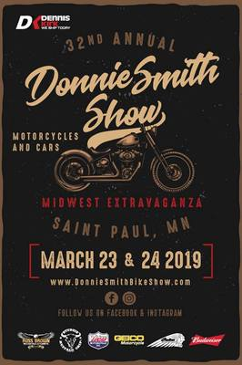 32nd Annual Dennis Kirk Donnie Smith Bike Show, Car Show & Parts Extravaganza