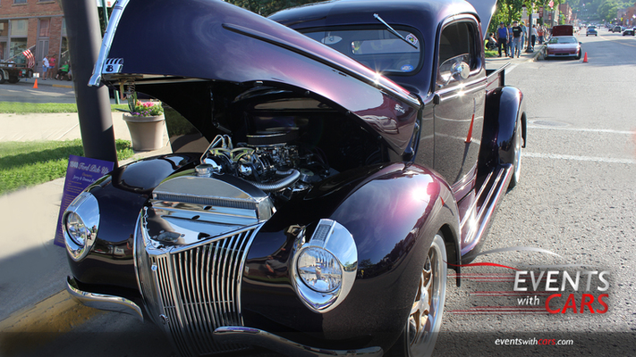Henderson Roll-in Car Shows @eventswithcars.com