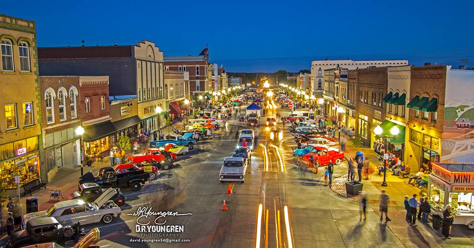 2019 HISTORIC DOWNTOWN HASTINGS CRUISE-IN CLASSIC CAR SHOWS