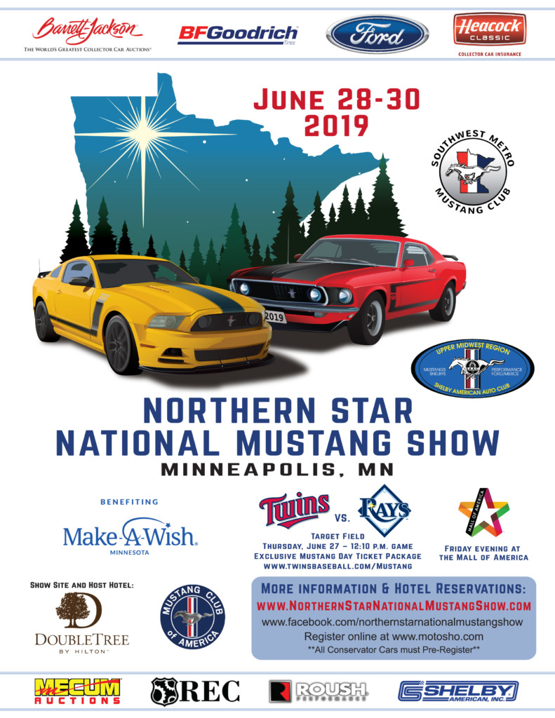 NORTHERN STAR NATIONAL MUSTANG SHOW