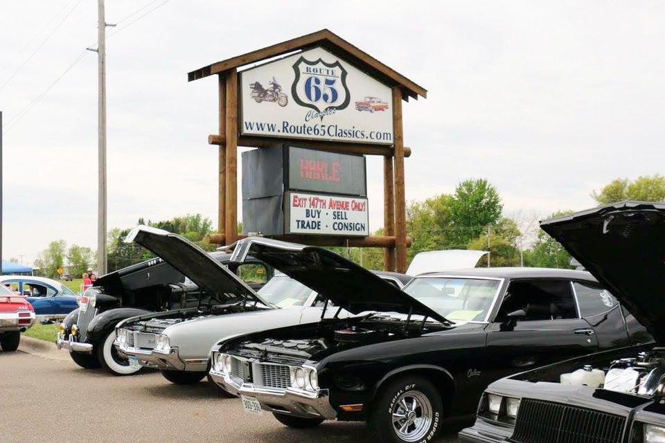 Route 65 Classic Car Show
