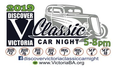 Victoria Classic Car Night 2019