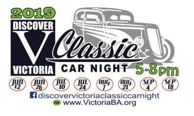 Victoria Classic Car Night