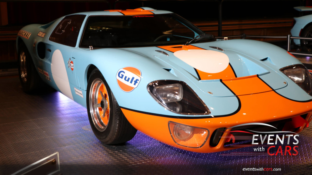 Twin Cities Auto Show 2019, 1968 Ford GT photograph by eventswithcars.com