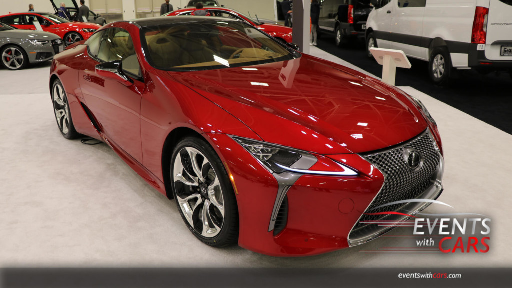Twin Cities Auto Show 2019 photograph by eventswithcars.com
