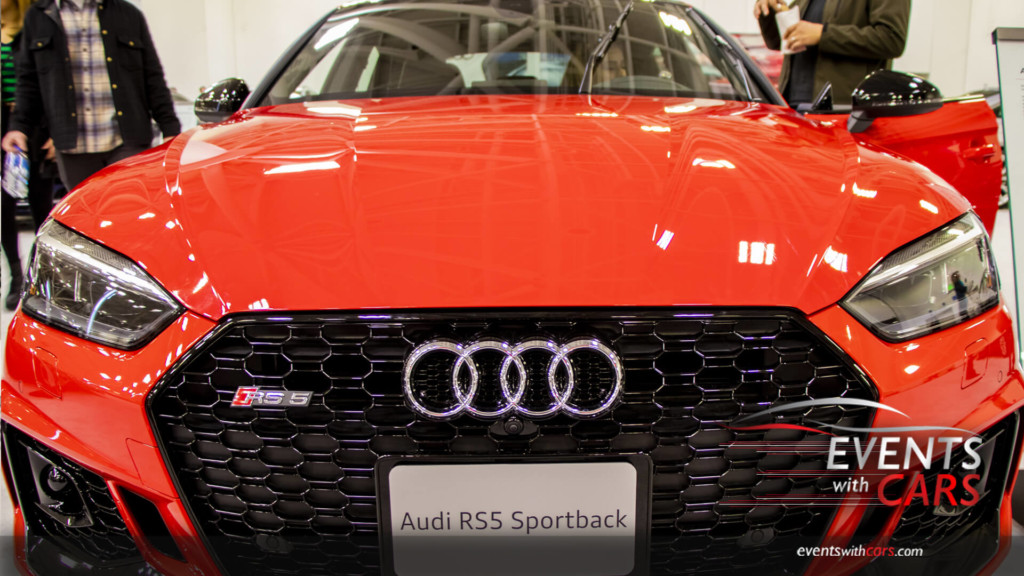 Audi RS5 Sportback photograph by eventswithcars.com
