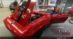 Events With Cars Stingray Corvette