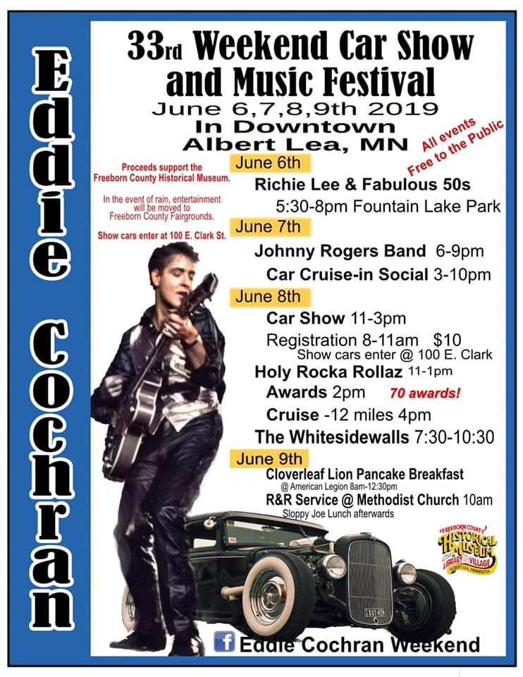 Eddie Cochran Weekend