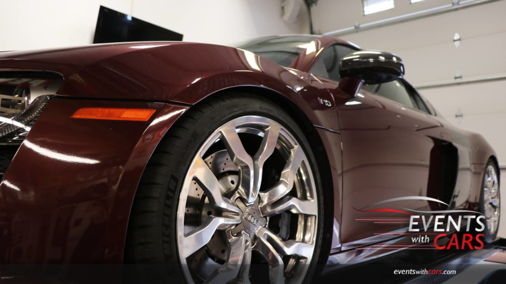 Cars and Caves Chanhassen Audi R8