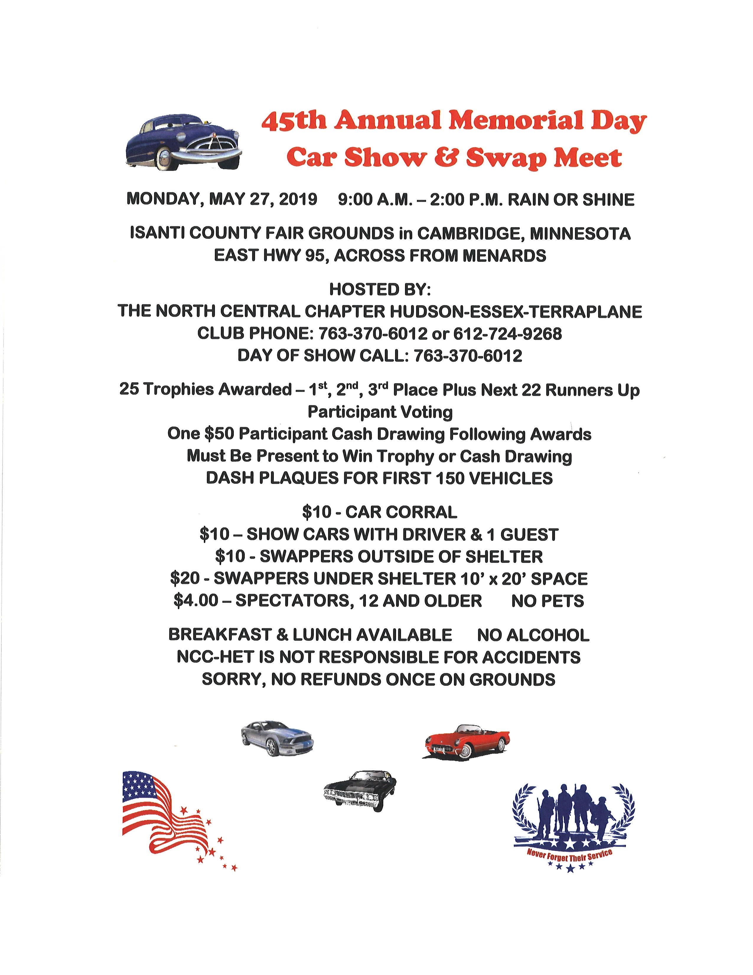 Isanti county fair 2019