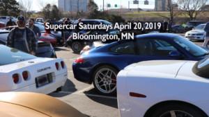 Supercar Saturday MN