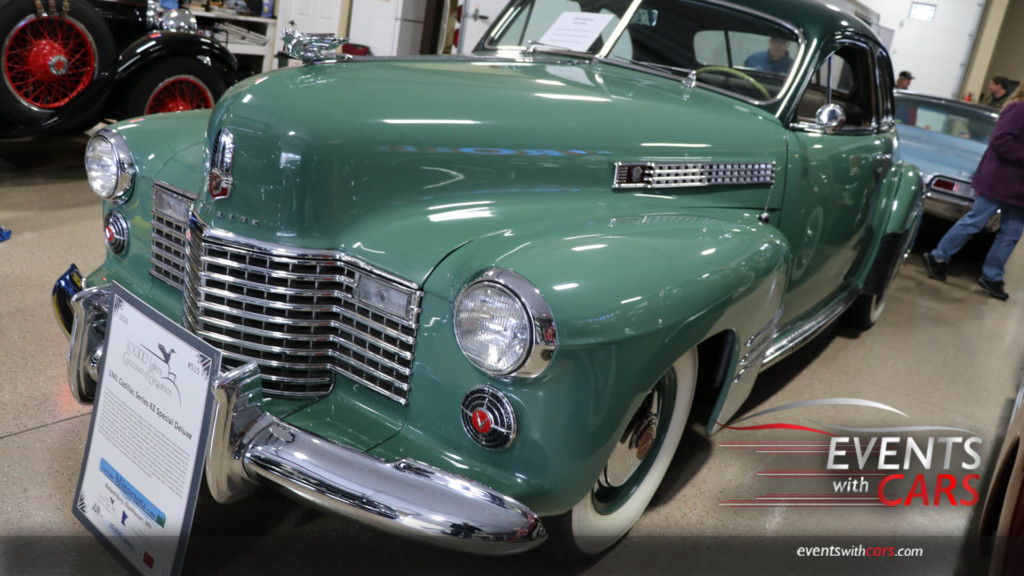 Cars and Caves Chanhassen 1940 Cadillac