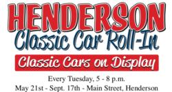 Henderson Classic Car Roll In