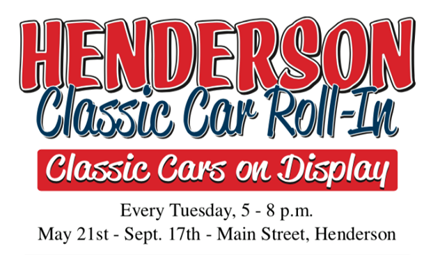 Henderson Classic Car Roll In