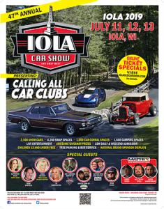 Iola Car Show 2019