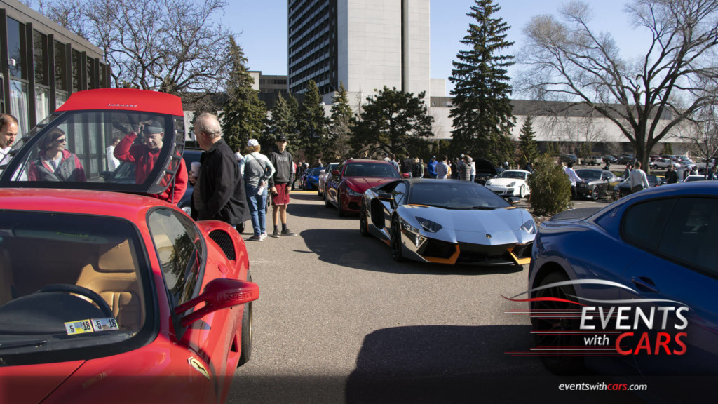 Supercar Saturday MN