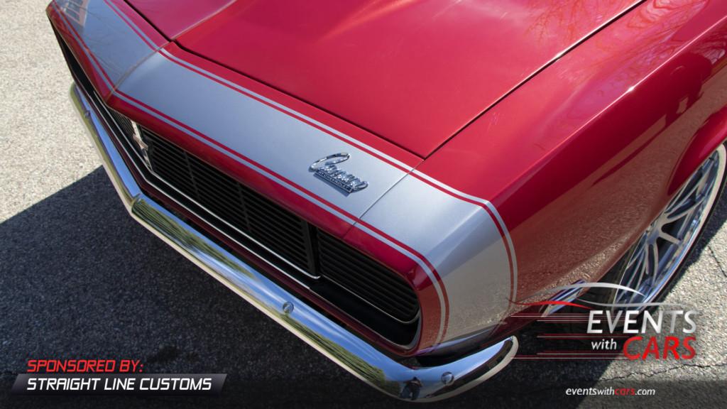 68 Camaro SS RS