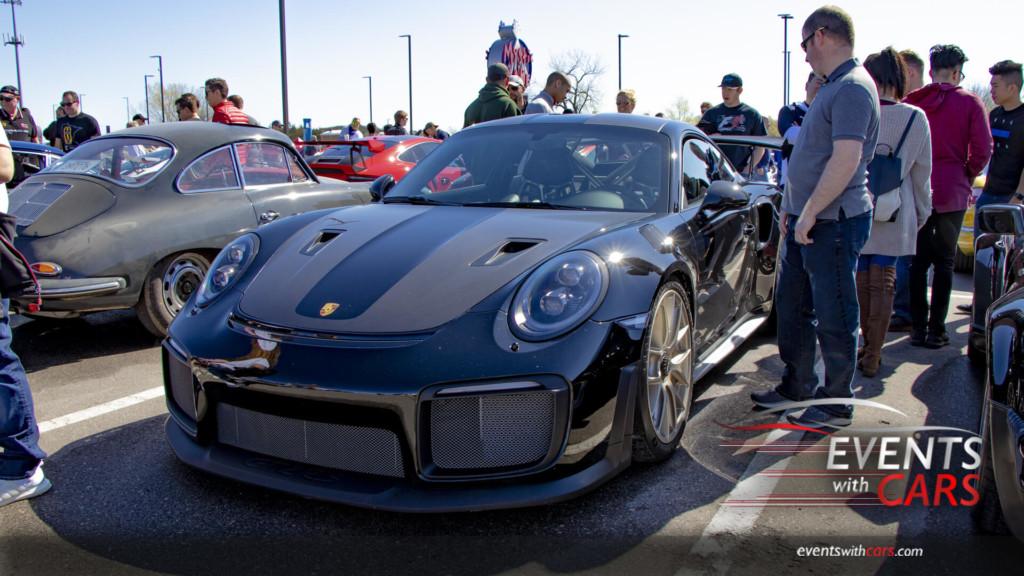 Porsche MN Cars & Coffee