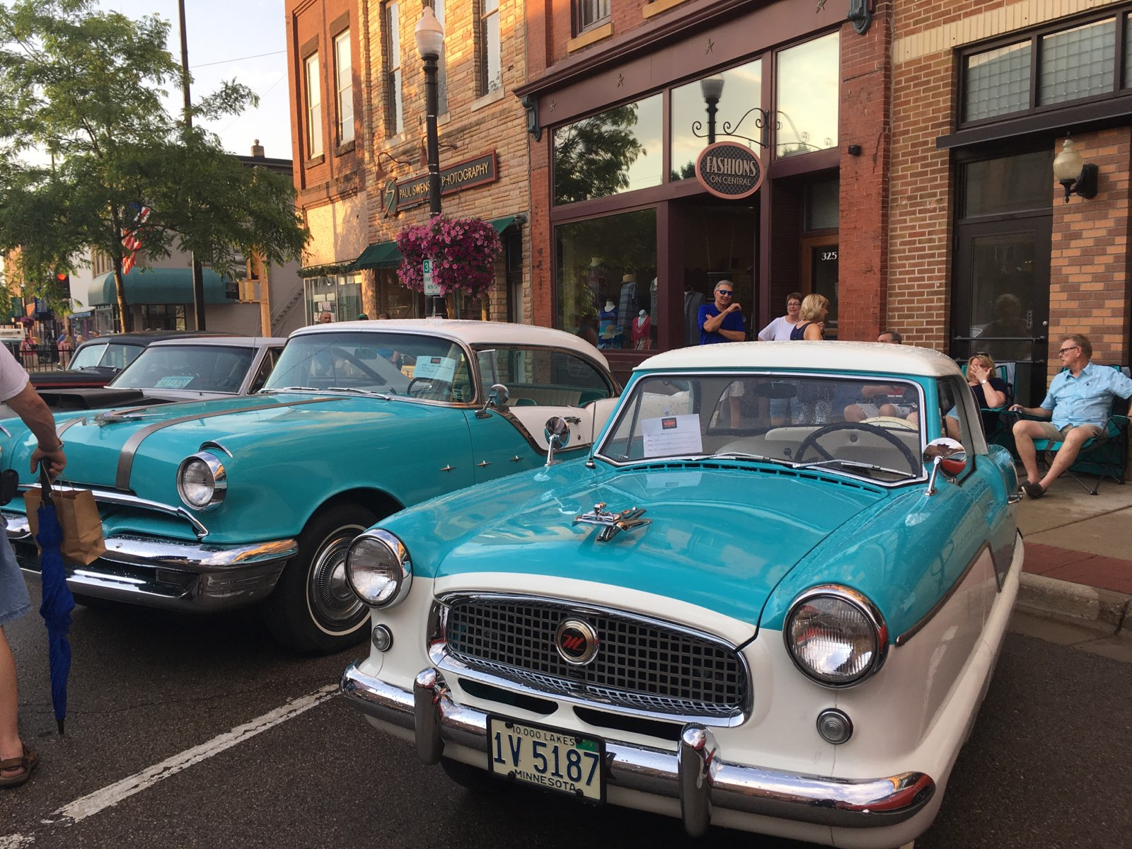 Faribault Car Cruise Nights