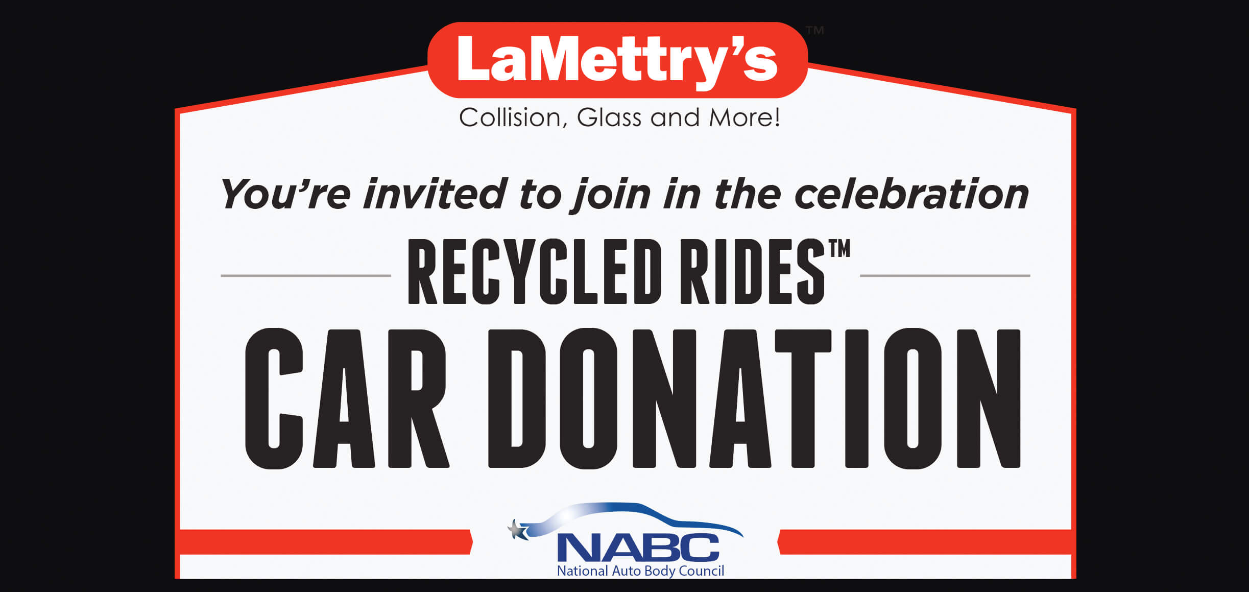 LeMettry's Recycled Rides Car Donation