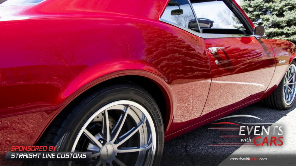 68 Camaro RS SS