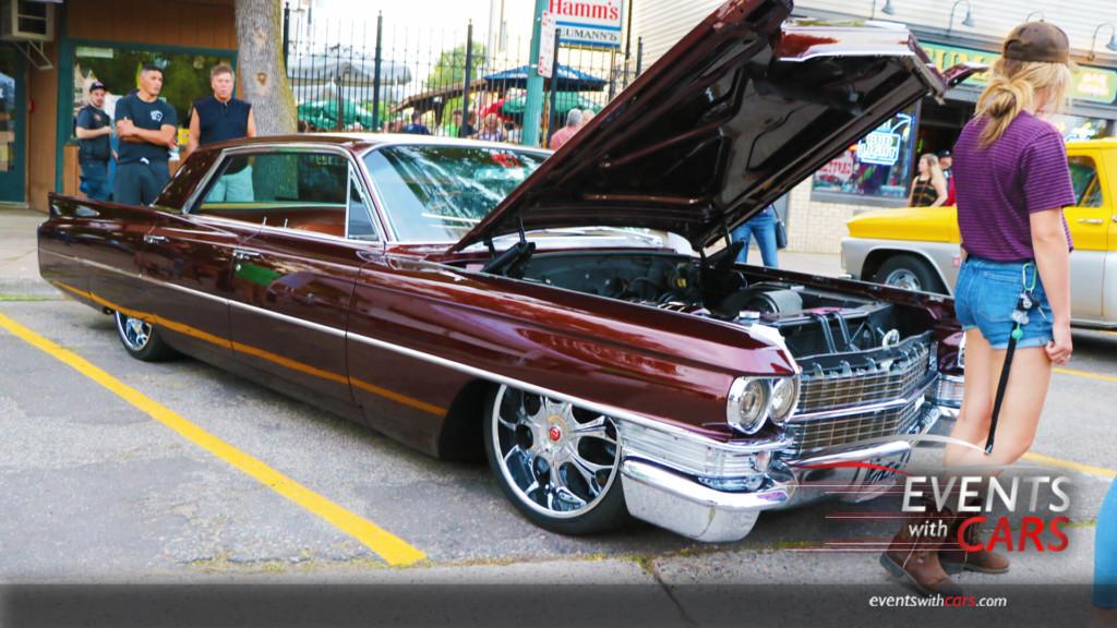63 Cadillac Sedan