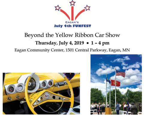 Beyond the Yellow Ribbon Car Show