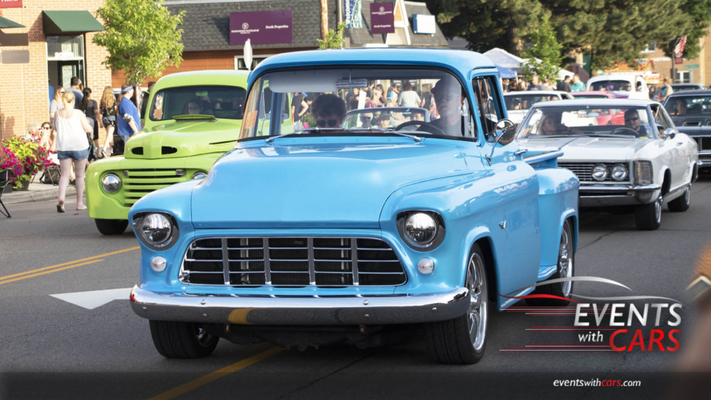 Lakeville Pan-O-Prog Cruise Night 2019