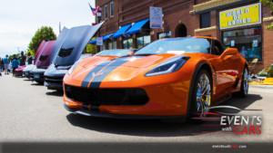 Lakeville Car Show