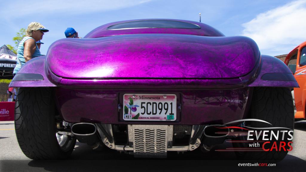 Pan-O-Prog Car Show 2019