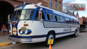 Schells Brewery Bus