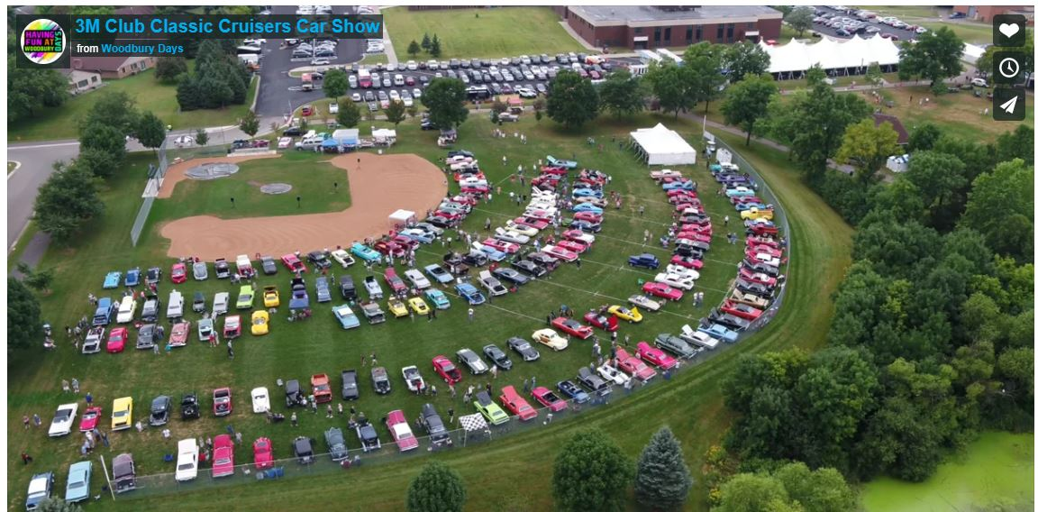Woodbury Days Car Show