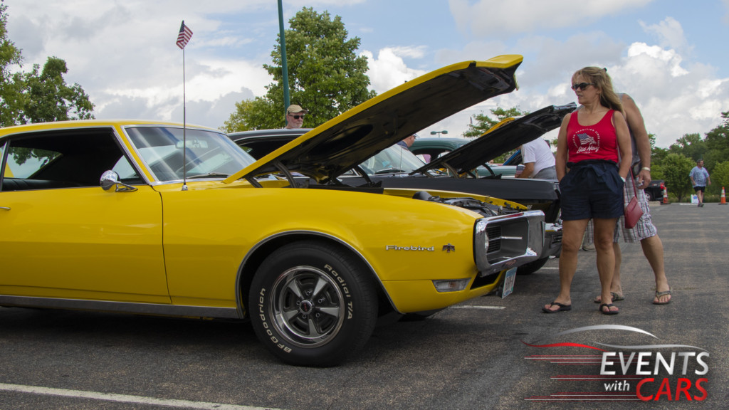 Beyond the Yellow Ribbon Car Show