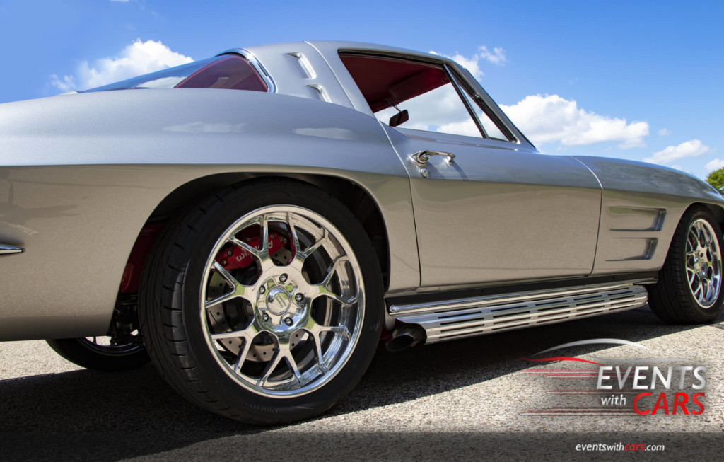 64 Corvette Stingray