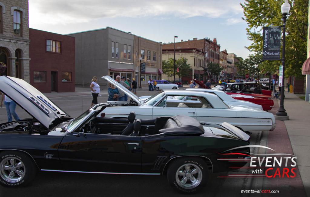Faribault Car Show