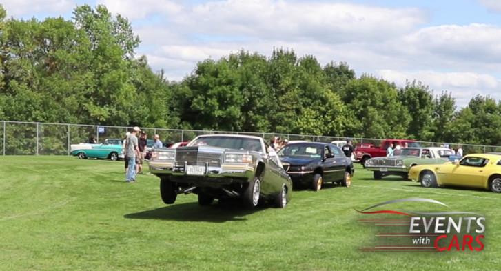 Woodbury Days Car Show