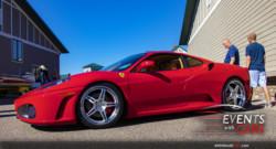 Chanhassen Autoplex car show