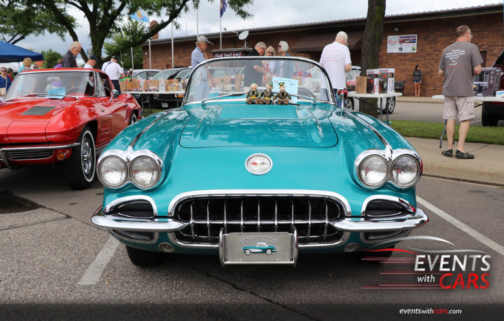 Vettes for Vets Car Show