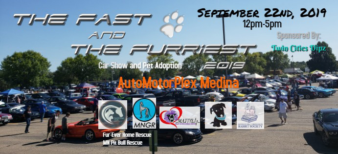 The Fast and The Furriest 2019 Car Show