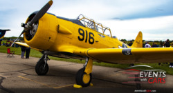 Wings & Wheels show Osceola WI