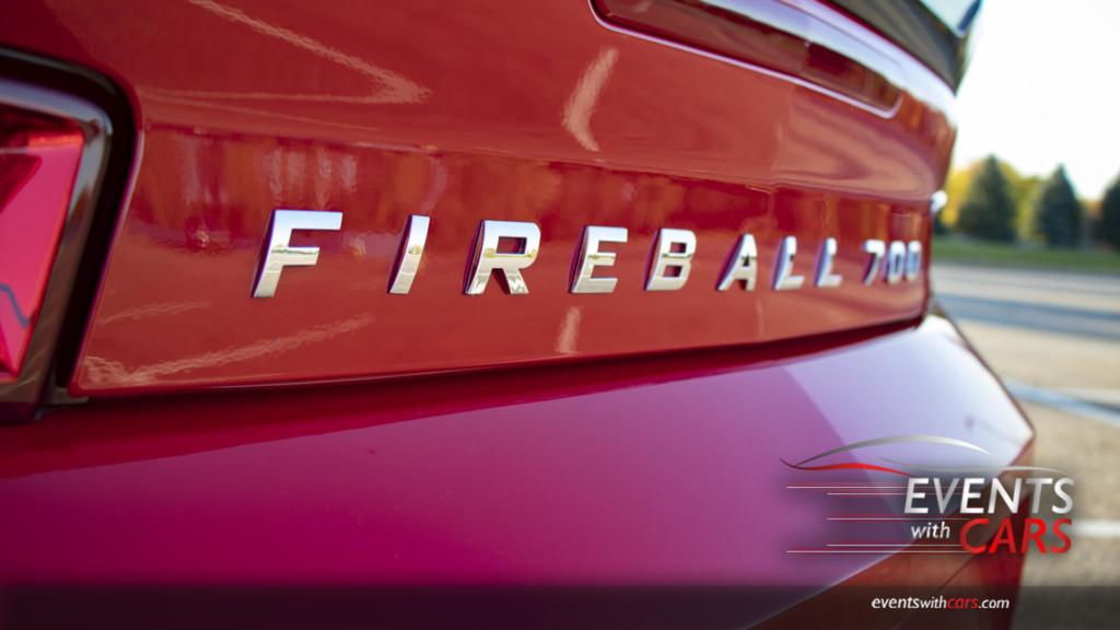 Fireball 700 Camaro SS