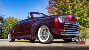 47 Ford Convertible Super Deluxe