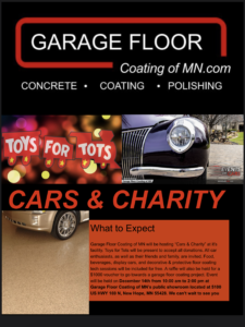 Cars & Charity Toys for Tots Mn