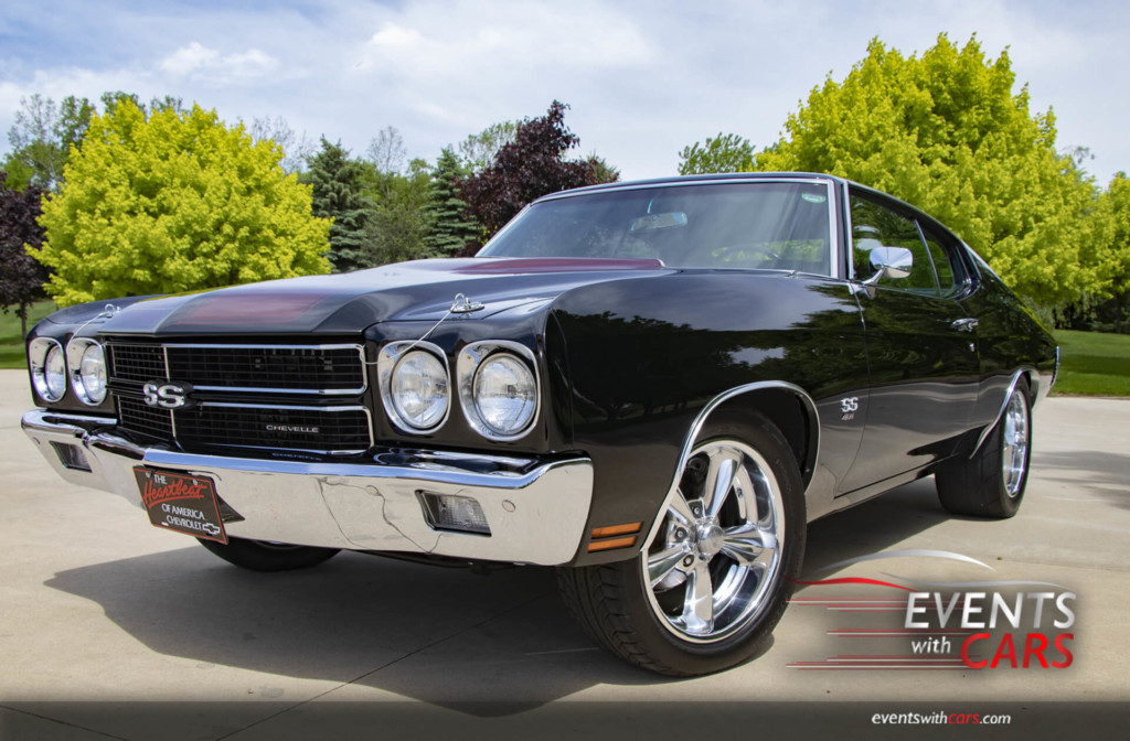 """Car of the Week"" 70 Chevelle SS 454"