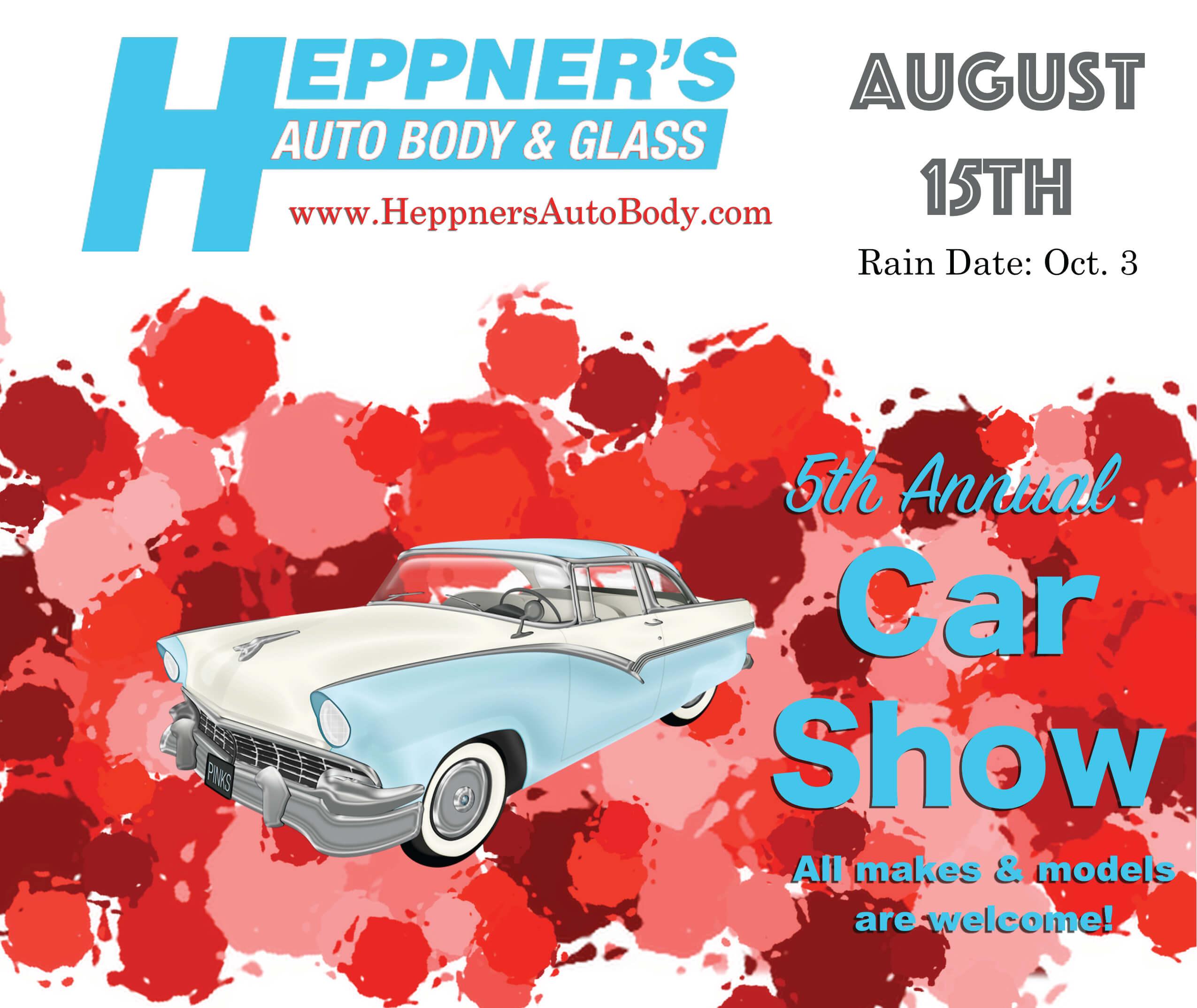 Heppners Car Show