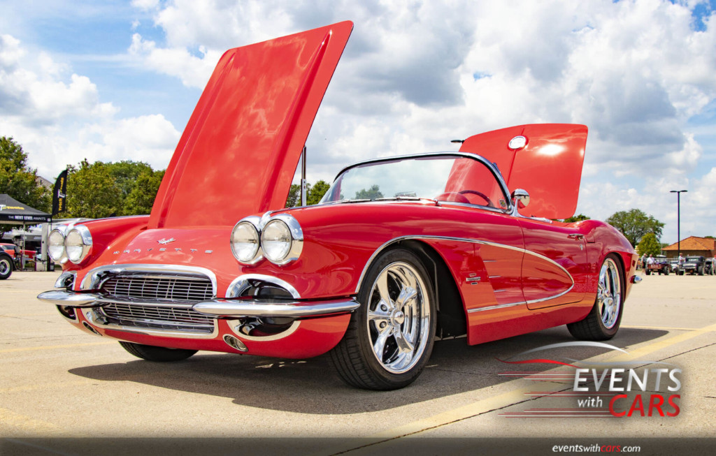 """Car of the week"" 61 Corevtte"