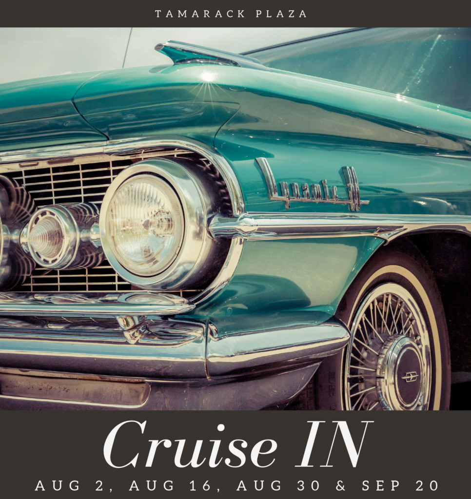 Tamarack Cruise In