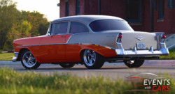 """Car of the Week"" 56 Chevy 210"