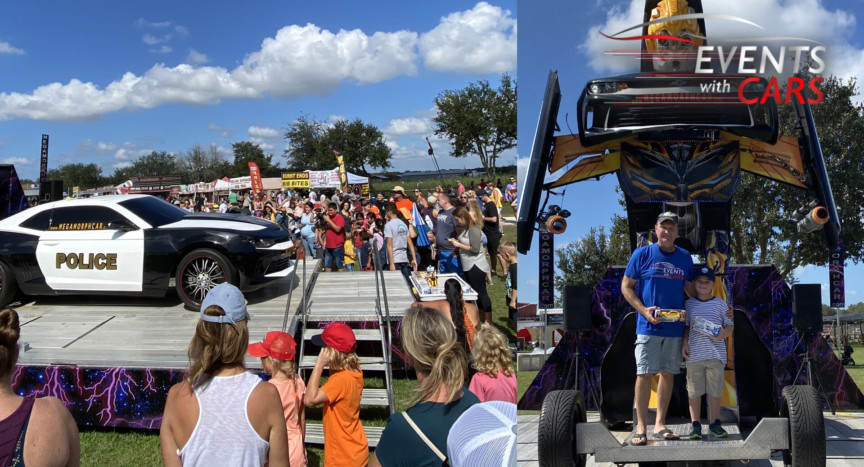 Hunsader Farms Car Show 2020